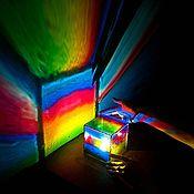 Для дома и интерьера ручной работы. Ярмарка Мастеров - ручная работа Ночник проектор Мастер закатов. Handmade.