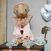 Куклы и игрушки ручной работы. Ярмарка Мастеров - ручная работа Pierrot. Handmade.
