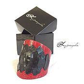 Украшения handmade. Livemaster - original item A leather bracelet Toto. Handmade.