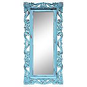 Зеркала ручной работы. Ярмарка Мастеров - ручная работа Напольное зеркало в раме. Handmade.