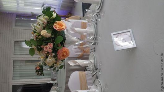 Свадебные аксессуары ручной работы. Ярмарка Мастеров - ручная работа. Купить Мартинки для цветов.. Handmade. Белый, стекло, вазы для цветов