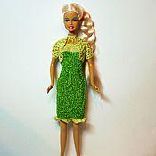 Куклы и игрушки ручной работы. Ярмарка Мастеров - ручная работа Акция см. блог Нарядное платье для Барби. Handmade.