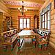 Мебель ручной работы. Ярмарка Мастеров - ручная работа. Купить русская мебель. Handmade. Стол скамья, столовая, русская мебель