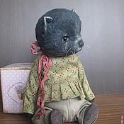 Куклы и игрушки ручной работы. Ярмарка Мастеров - ручная работа Киска Муся. Handmade.
