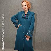 "Одежда handmade. Livemaster - original item Knitted coat ""For business lady 2"". Handmade."