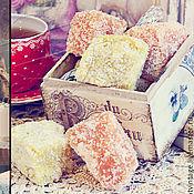 Косметика ручной работы handmade. Livemaster - original item Set of sugar scrubs for the face,