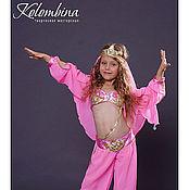 Работы для детей, ручной работы. Ярмарка Мастеров - ручная работа карнавальный костюм восточной красавицы-72. Handmade.