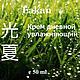 Хикари Нацу | яп. `Сияние лета` | Крем дневной увляжняющий. Творческая мастерская `Лакан`.