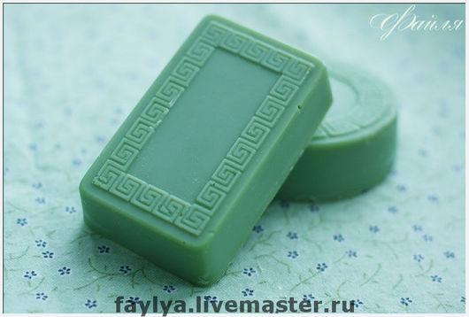 Мыло ручной работы. Ярмарка Мастеров - ручная работа. Купить С выдержкой!!!  Алеппское мыло с маслом лавра. Handmade.