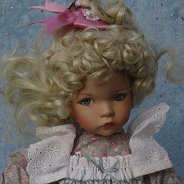 Куклы и игрушки ручной работы. Ярмарка Мастеров - ручная работа Куклы: Mary от Дианны Эффнер. Handmade.