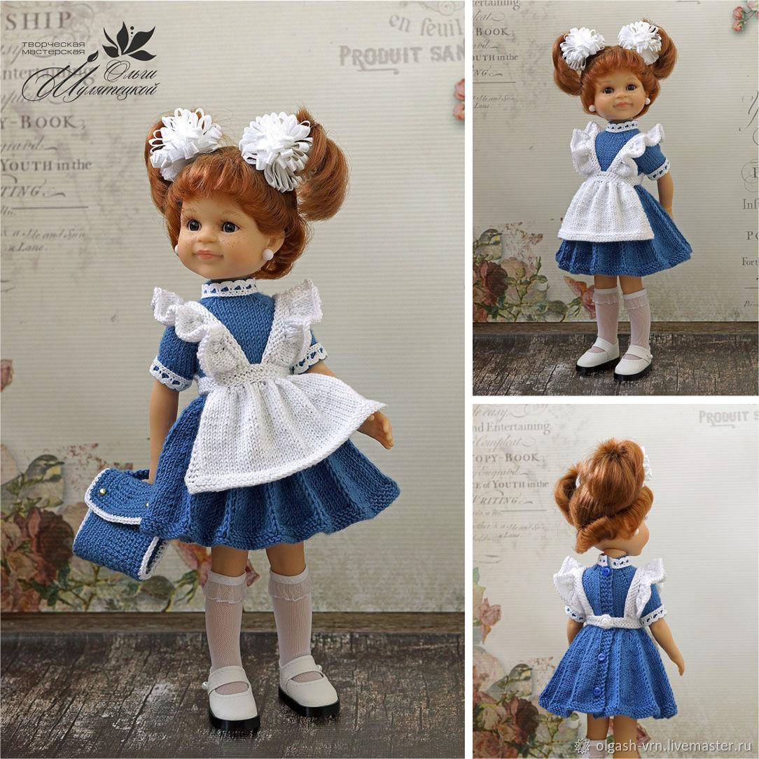 Pdf журнал вязание на кукол Paola Reina спецвыпуск 5 купить в