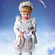 Детские карнавальные костюмы ручной работы. Ярмарка Мастеров - ручная работа. Купить Костюм карнавальный Снежинка. Handmade. Белый