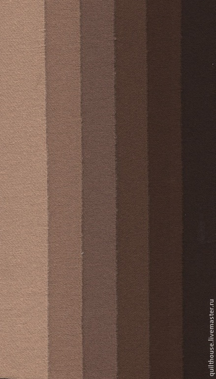 Шитье ручной работы. Ярмарка Мастеров - ручная работа. Купить Набор Шерсти, коричневый. Handmade. Коричневый, шерсть 100%