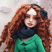 Куклы и пупсы ручной работы. Ярмарка Мастеров - ручная работа Авторская кукла Sabrina. Кукла на заказ. Handmade.