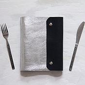 Канцелярские товары handmade. Livemaster - original item Leather diary. Handmade.