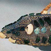 Картины и панно handmade. Livemaster - original item Driftwood. Very big fish. Handmade.