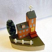 Сувениры и подарки ручной работы. Ярмарка Мастеров - ручная работа миниатюра. Handmade.