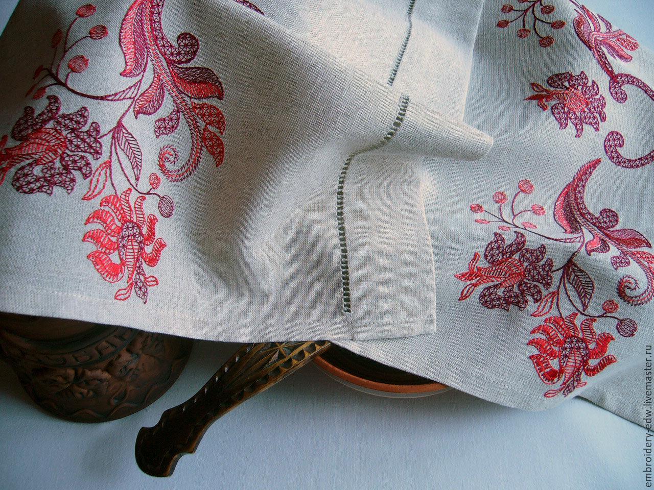 Работа на дому вышивка ручная