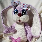 Куклы и игрушки ручной работы. Ярмарка Мастеров - ручная работа Зайка - по мотивам мультсериала  Винкс -подружка зайчика  Кико. Handmade.