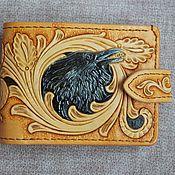 Сумки и аксессуары handmade. Livemaster - original item Raven purse in patterns. Handmade.