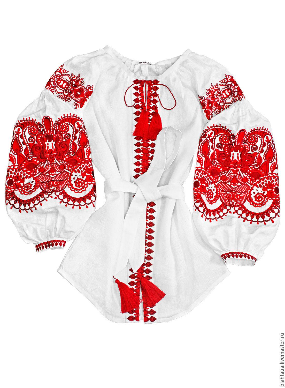 "Блуза с вышивкой ""Восточная Сказка"", Blouses, Kiev,  Фото №1"