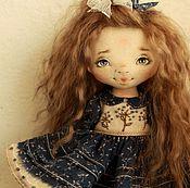 Куклы и игрушки ручной работы. Ярмарка Мастеров - ручная работа Веснушка. Handmade.