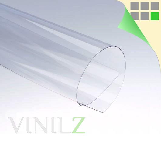 пластик прозрачный листовой А4, 0.15 мм, ПВХ, обложка для переплета