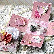 Подарки к праздникам ручной работы. Ярмарка Мастеров - ручная работа Коробочка Magic Box. Handmade.