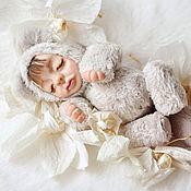 Куклы и игрушки ручной работы. Ярмарка Мастеров - ручная работа Тедди-Долл. Handmade.