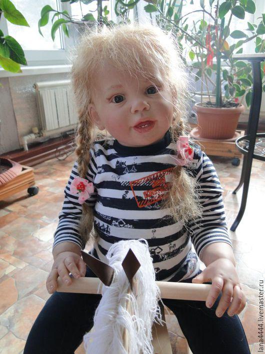 Куклы-младенцы и reborn ручной работы. Ярмарка Мастеров - ручная работа. Купить Reborn Катюшка. Handmade. Бежевый, ann timmermann