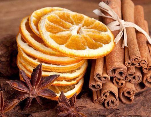 Другие виды рукоделия ручной работы. Ярмарка Мастеров - ручная работа. Купить Сушеные дольки апельсина. Handmade. Дольки апельсина