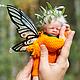 Куклы-младенцы и reborn ручной работы. Rose Fairy  by Clymer Creations. Марина Голубицкая (Mashutka). Интернет-магазин Ярмарка Мастеров.