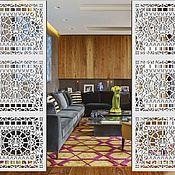 handmade. Livemaster - original item Wooden decorative partition for interior. Handmade.
