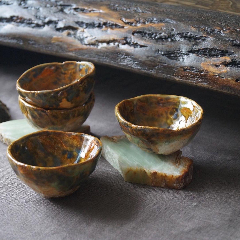 Чайные пиалы Азурит, Пиалы, Бахчисарай,  Фото №1