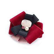"""Украшения ручной работы. Ярмарка Мастеров - ручная работа Брошь """"Cherry Blossom"""". Handmade."""