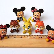 Материалы для творчества ручной работы. Ярмарка Мастеров - ручная работа Игрушки для кукол 2,5 см. Handmade.
