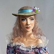 Куклы и игрушки ручной работы. Ярмарка Мастеров - ручная работа Аделия-авторская кукла ручной работы. Handmade.