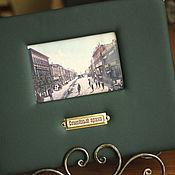 """Канцелярские товары ручной работы. Ярмарка Мастеров - ручная работа Альбом для фотографий """"Семейный архив"""". Handmade."""