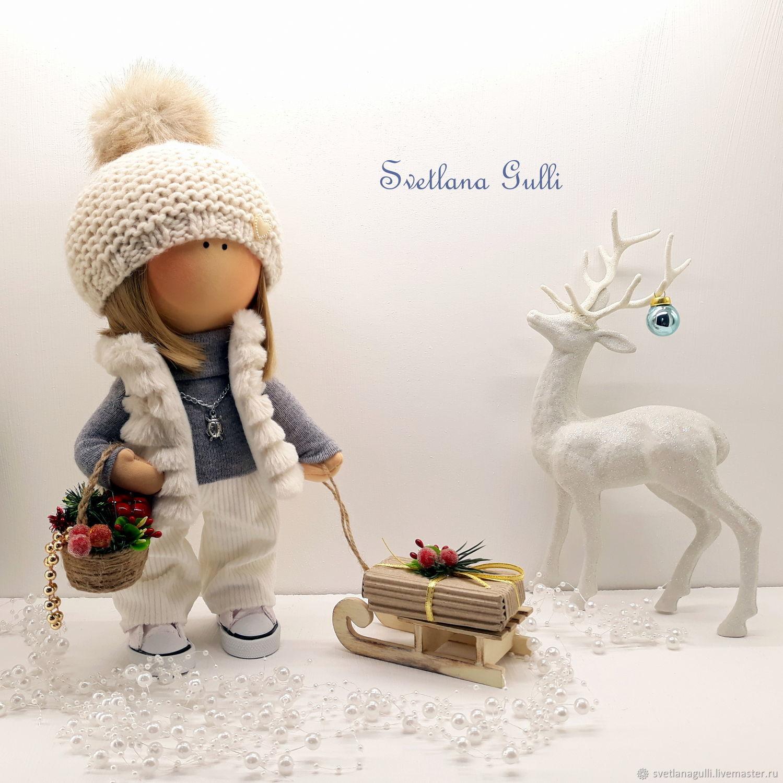 Кукла на новый год, Тыквоголовка, Киров,  Фото №1
