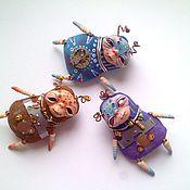 Куклы и игрушки ручной работы. Ярмарка Мастеров - ручная работа Гуманоиды.. Handmade.