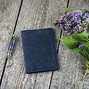 Сувениры и подарки handmade. Livemaster - original item Passport cover with pockets. Handmade.