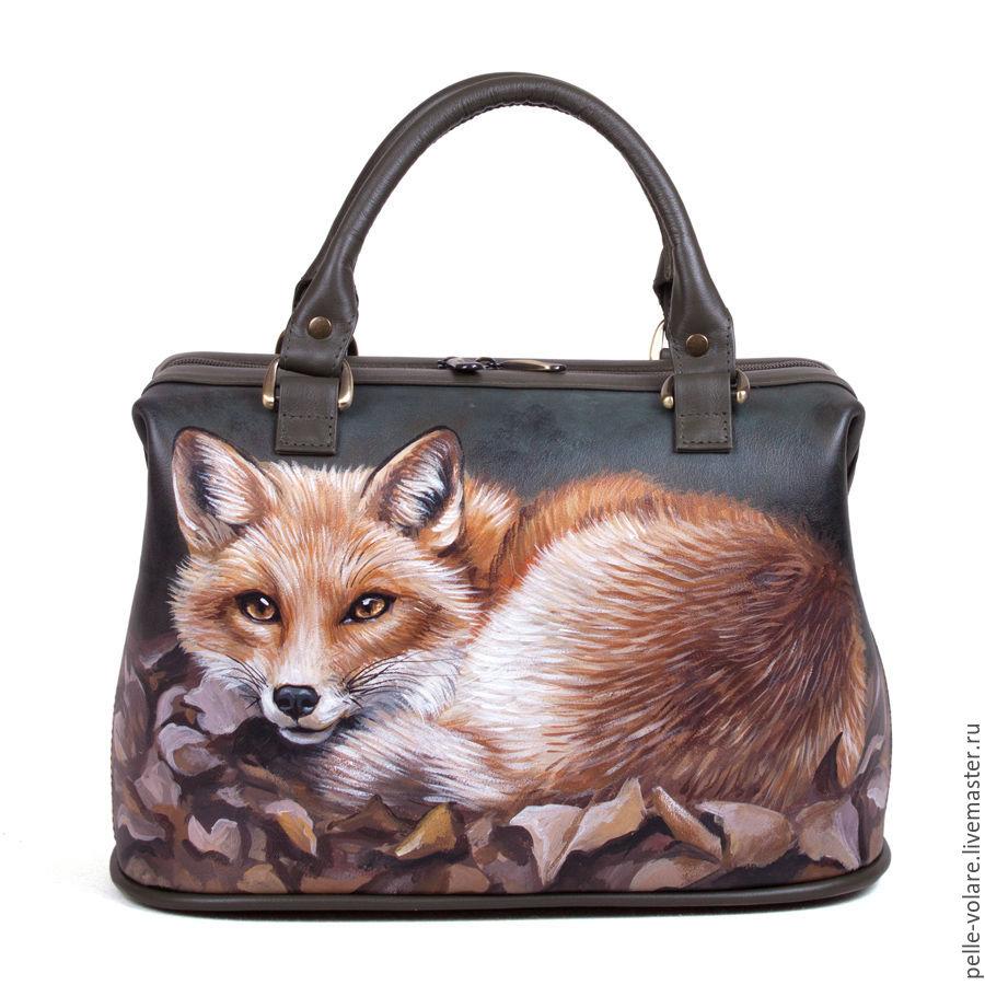 SAC 'Fluffy Fox', Valise, St. Petersburg,  Фото №1