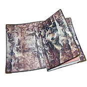 Канцелярские товары handmade. Livemaster - original item Passport cover. Cover (skin), a series of