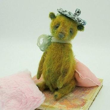 Куклы и игрушки ручной работы. Ярмарка Мастеров - ручная работа Мишка тедди. Медведь. Медвежонок игрушка.. Handmade.