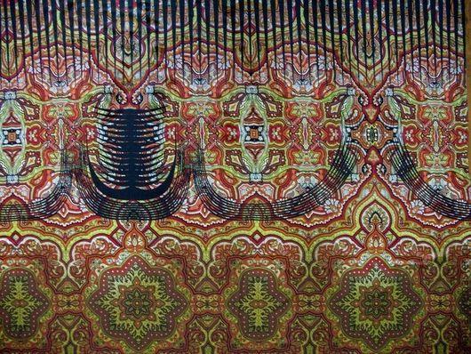 Шитье ручной работы. Ярмарка Мастеров - ручная работа. Купить Трикотаж  ETRO. Handmade. Трикотаж, ткани, ткань для творчества