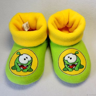 Footwear handmade. Livemaster - original item Slippers Am Yum. Handmade.