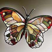 Для дома и интерьера ручной работы. Ярмарка Мастеров - ручная работа Светильник Бабочка. Handmade.