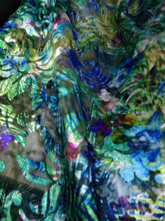 Шитье ручной работы. Ярмарка Мастеров - ручная работа. Купить Карибские острова. Италия. Handmade. Купить ткани, Коктейльное платье