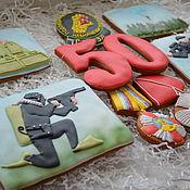 """Сувениры и подарки ручной работы. Ярмарка Мастеров - ручная работа Пряники """"Спецназ"""" / по фото. Handmade."""