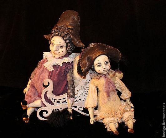 Коллекционные куклы ручной работы. Ярмарка Мастеров - ручная работа. Купить будуарная кукла. Handmade. Авторская кукла, Будуарная кукла
